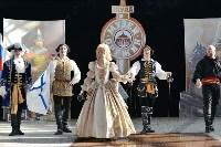 В музее оружия показали театральное шоу, Фото: 39