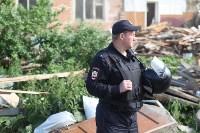 Демонтаж незаконных цыганских домов в Плеханово и Хрущево, Фото: 32