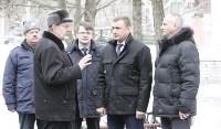 Алексей Дюмин встретился с представителями тульского поискового движения, Фото: 3
