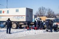 Новая коммунальная авария в Пролетарском округе, Фото: 43