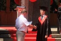 Вручение дипломов магистрам ТулГУ, Фото: 188