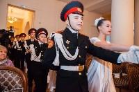В колонном зале Дома дворянского собрания в Туле прошел областной кадетский бал, Фото: 9