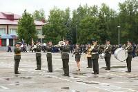 Дмитрий Глушенков простился со знаменем дивизии, Фото: 37