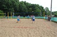 III этап Открытого первенства области по пляжному волейболу среди мужчин, ЦПКиО, 23 июля 2013, Фото: 5