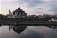 Шоу фонтанов на Упе. 9 мая 2014 года., Фото: 11