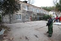 Капитальный ремонт жилых домов на улице Первомайская, Фото: 1