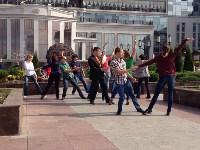 Туляки участвуют во флешмобе West Coast Swing, Фото: 2
