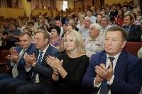 Алексей Дюмин поздравил представителей строительной отрасли с профессиональным праздником, Фото: 25