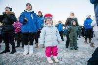 Физкультминутка на площади Ленина. 27.12.2014, Фото: 26