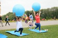 День йоги в парке 21 июня, Фото: 41