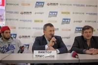 Бойцы М-1 провели открытую пресс-конференцию и встретились с фанатами, Фото: 14