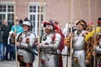 Средневековые маневры в Тульском кремле. 24 октября 2015, Фото: 158