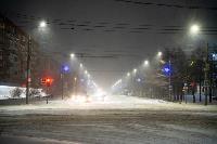 В Туле ночью бушевал буран, Фото: 87