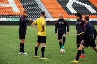 Предыгровая тренировка в Екатеринбурге, Фото: 5