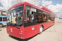Конкурс водителей троллейбусов, Фото: 76