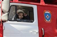 В Туле спасатели провели акцию «Дети без опасности», Фото: 49