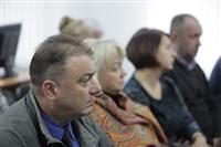 Осмотр кремля. 2 декабря 2013, Фото: 35
