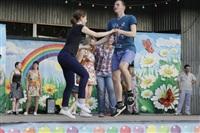 """""""Буги-вуги попурри"""" в Центральном парке. 18 мая 2014, Фото: 42"""