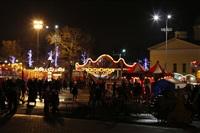 Ёлка на площади Ленина. 25 декабря 2013, Фото: 17