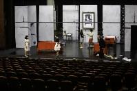 Репетиция в Тульском академическом театре драмы, Фото: 23