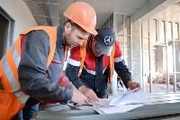 Строительство суворовского училища. 6 июля 2016 года, Фото: 5