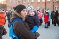 В Тульском кремле открылась новогодняя елка, Фото: 16