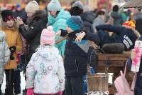 Как туляки провожали зиму на набережной Упы, Фото: 44