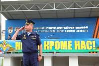 Дмитрий Глушенков простился со знаменем дивизии, Фото: 4