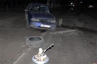 В Щегловской Засеке столкнулись две легковушки, Фото: 12