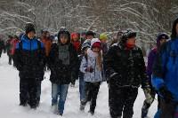 Тульские поисковики провели школьников партизанскими тропами, Фото: 1