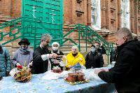 Туляки освящают пасхи и куличи, Фото: 33