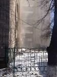 Пожар в общежитии ТГПУ, Фото: 1