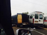 """Авария на трассе """"Тула-Новомосковск"""", Фото: 2"""