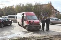Пробка на проспекте Ленина. 27 сентября, Фото: 5