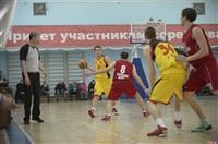 БК «Тула» дважды уступил баскетболистам Ярославля, Фото: 28