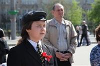 Тульская Федерация профсоюзов провела митинг и первомайское шествие. 1.05.2014, Фото: 105