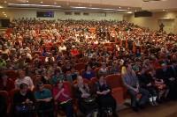 Алексей Дюмин наградил артистов Тулькой областной филармонии, выступавших в Сирии, Фото: 10