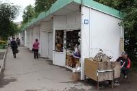 Мини-бунт перед сносом торговых павильонов на Фрунзе. 23.06.2015, Фото: 6