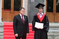 Владимир Груздев поздравил выпускников магистратуры ТулГУ, Фото: 28
