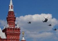 Тульская делегация побывала на генеральной репетиции парада Победы в Москве, Фото: 19