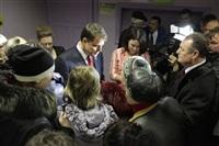 Встреча с губернатором. Узловая. 14 ноября 2013, Фото: 53
