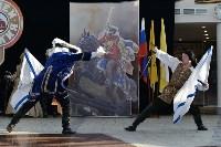 В музее оружия показали театральное шоу, Фото: 25