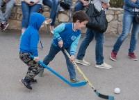 В Новомосковске стартовал молодежный чемпионат России по хоккею, Фото: 13