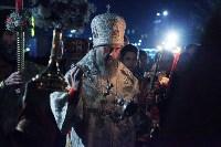 Пасхальная служба в Успенском кафедральном соборе. 11.04.2015, Фото: 21