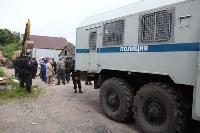 Снос цыганских домов на Косой Горе, Фото: 14