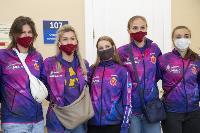 "Волейболистки ""Тулицы"" сделали прививки от гриппа, Фото: 6"