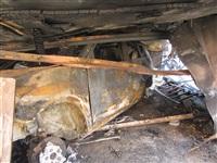 Сгоревшие сараи на улице Немцова в Туле, Фото: 6