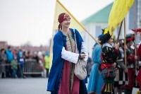 Средневековые маневры в Тульском кремле. 24 октября 2015, Фото: 20