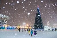 Вечерний снегопад в Туле, Фото: 12