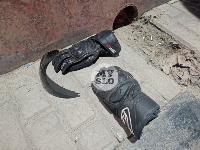 На ул. Мосина в Туле разбился мотоциклист, Фото: 5